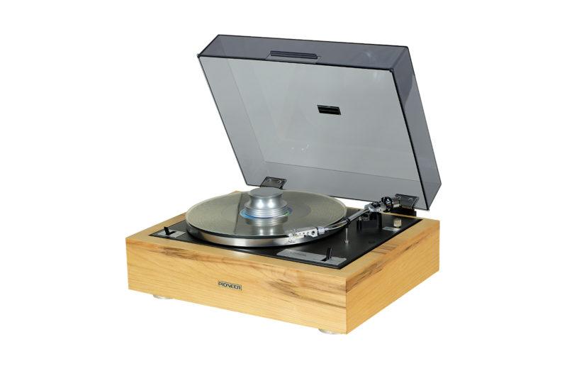 Gramofon Pioneer PL 12D, audio vintage, Pioneer PL 12D
