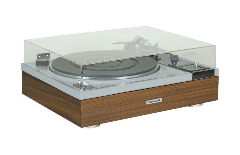 Gramofon Pioneer PL 112D, audio vintage, gramofon vintage