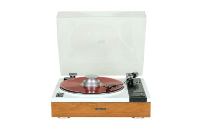 Pioneer PL 112D turntable, Ortofon 2M Red cartridge