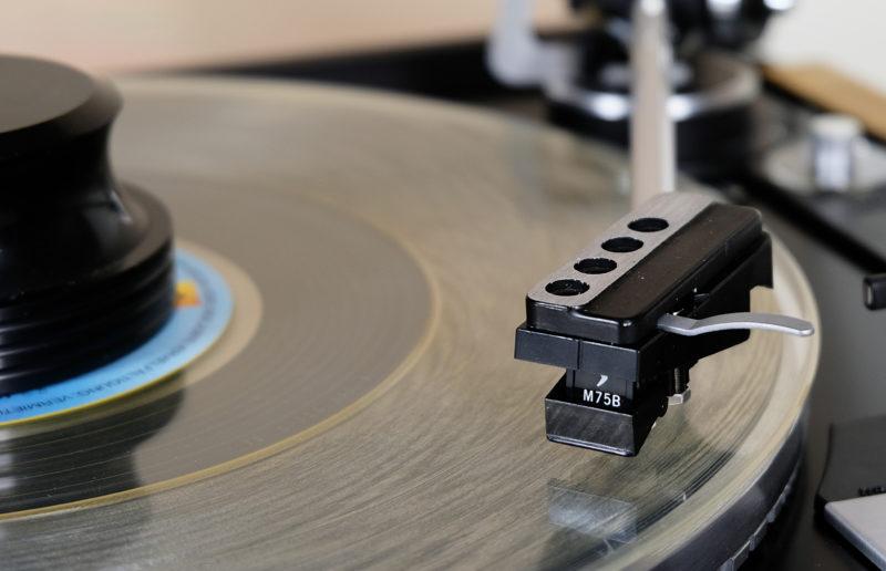 Gramofon Dual 1245, audio vintage, gramofon vintage