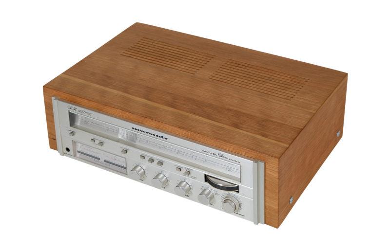 Amplituner Marantz SR 4000L, audio vintage, Marantz SR 4000L