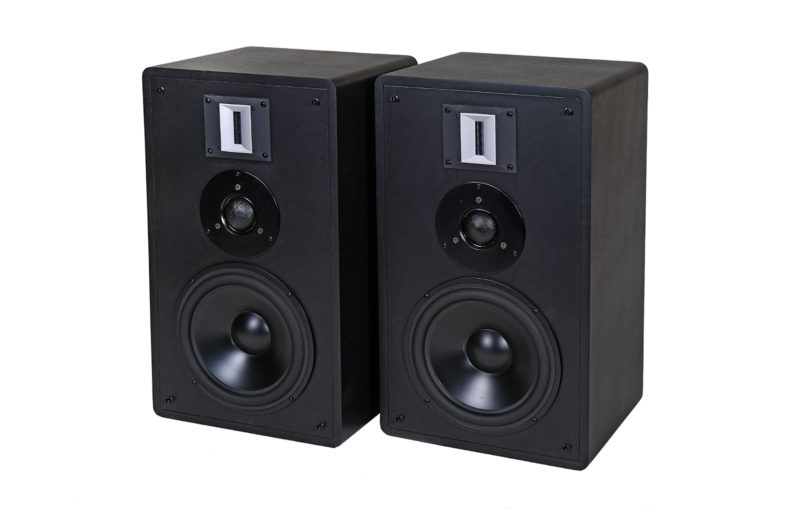 Kolumny A.E.C Beta, audio vintage, monitory studyjne