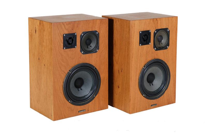 Kolumny Quadral IR 120 E, audio vintage, kolumny vintage