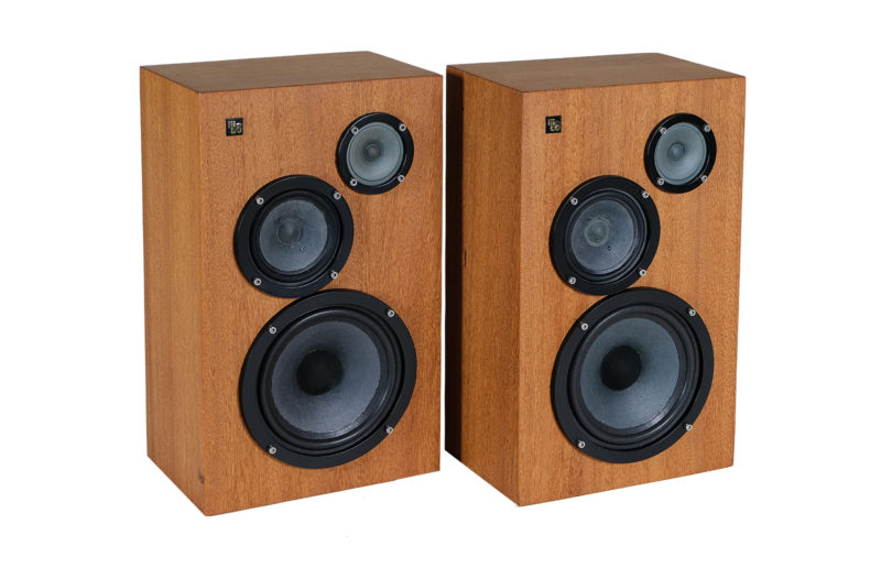 Kolumny Hi Lo Stereo Master S, audio vintage, kolumny vintage