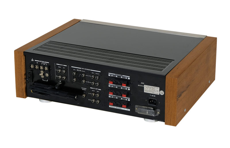 Amplituner Sony STR 5800, audio vintage, Sony STR 5800