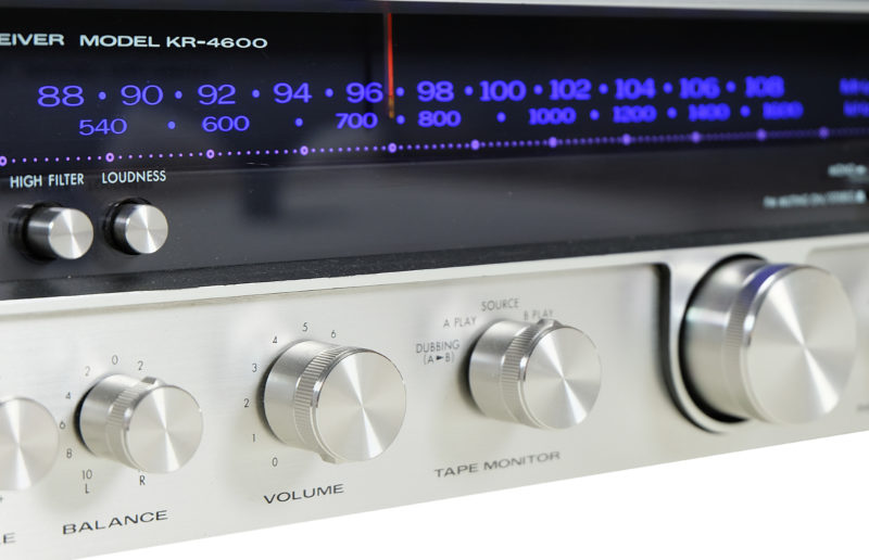 Kenwood KR 4600