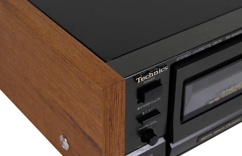 Technics RS - BX 626, Magnetofon Technics, Technics Vintage