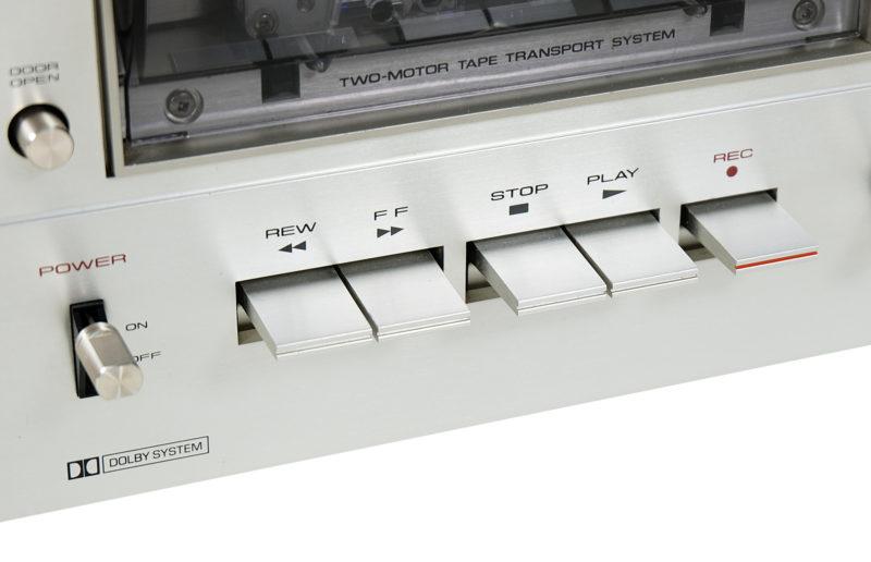 Pioneer CT F 9191, Pioneer CT F 9191 cassette deck, Pioneer Vintage