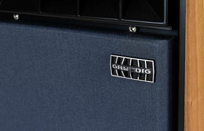Grundig HiFi Box 703 Audioprisma, audio vintage. grundig box 703